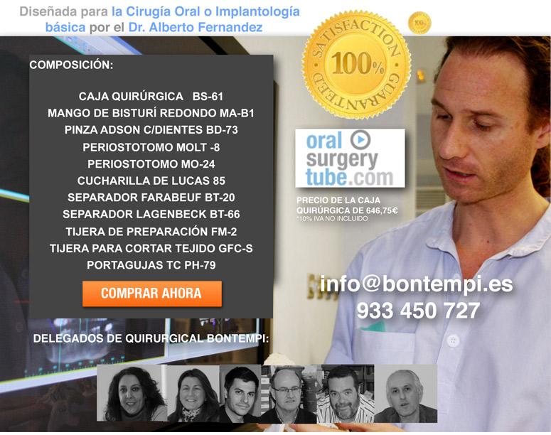 Cirugía Oral Dr. Fernández